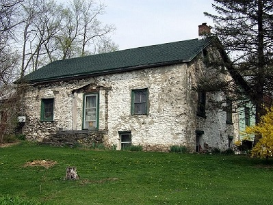 Photo of Stone house, Bethlehem, NY
