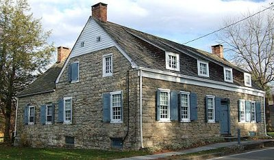 Photo of Jan Van Deusen House, Hurley, NY