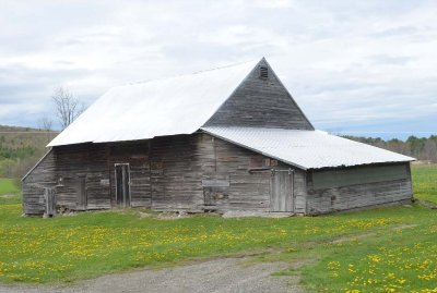 Photo of Moseley barn, Pittstown NY