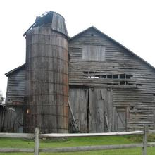 Drebitko Barn, Town of Wright, Schoharie Co. NY